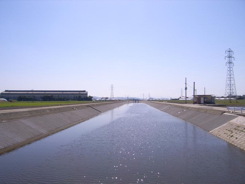 平成24年度起工第1号クリーク防災機能保全対策事業 水路工事(7-3工区)