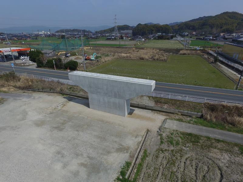 高田山川線橋梁下部工工事