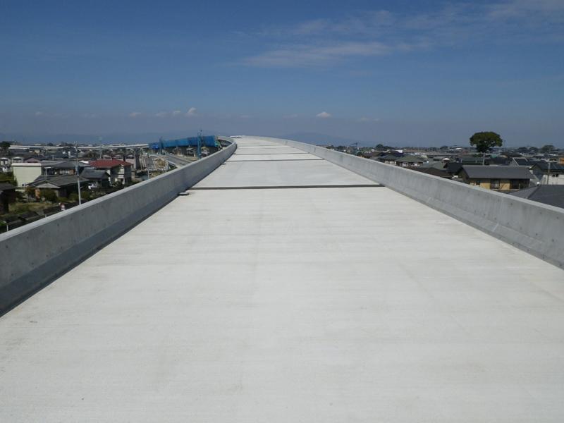 福岡208号 沖端高架橋床版